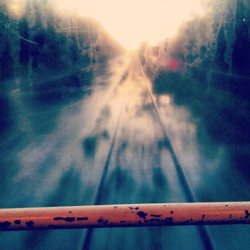 Трилистник дороги. Негосударственная граница