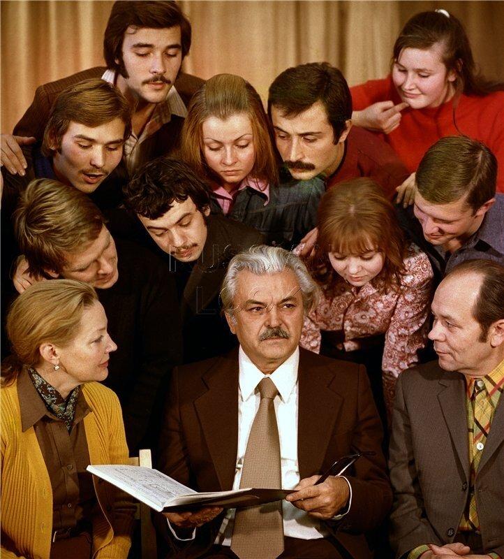 бондарчук старший его дети фото