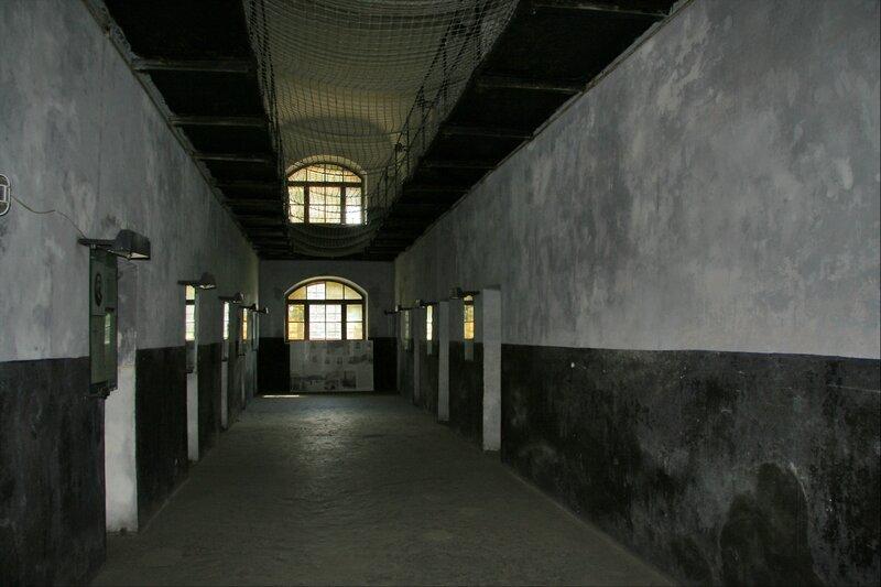 Крепость Орешек, Новая тюрьма