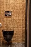 Кондратьев, Gbarchi.com,  Уборная, туалет, унитаз, золотая плитка