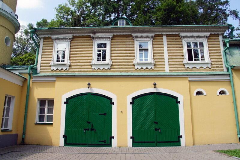 Усадьба Горки Ленинские (Архитектор Шехтель)