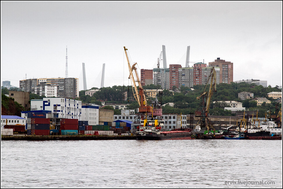 Погрузка-разгрузка в порту