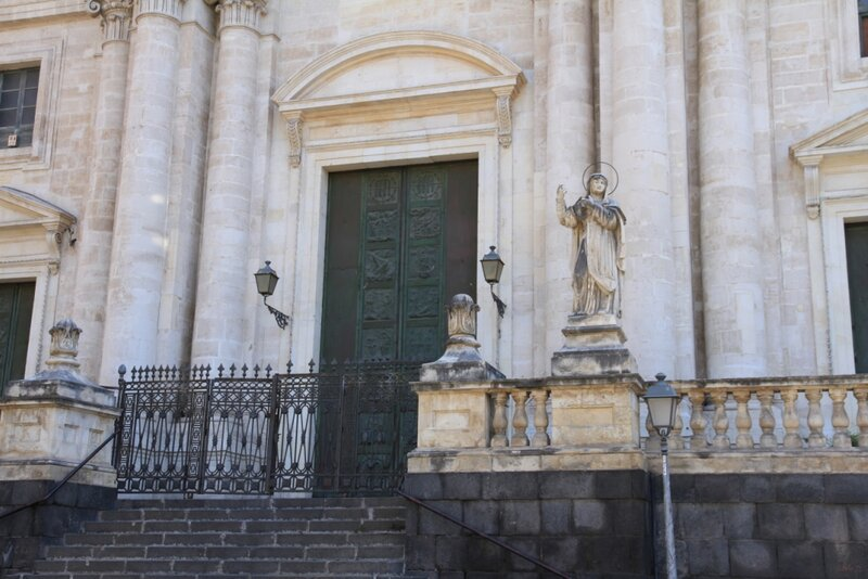 Сицилия, Катания