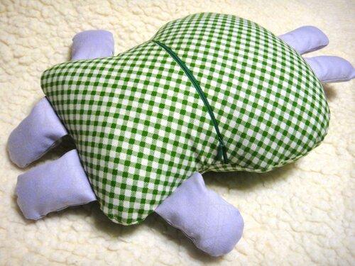 Зайцы в зеленом 2. Саше с лавандой в кроватку