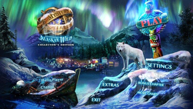 Mystery Tales: Alaskan Wild CE