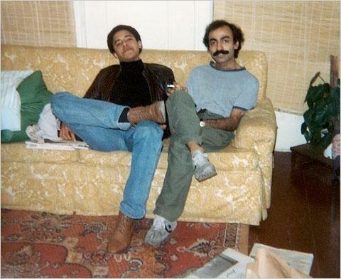 Барак Обама состоял в гей-браке?