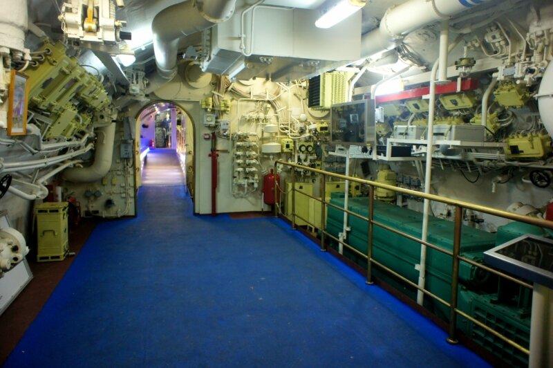 экскурсия на подводную лодку курск