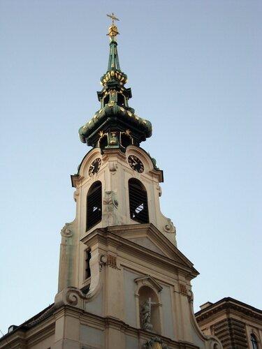 Монастырская церковь Святого Креста