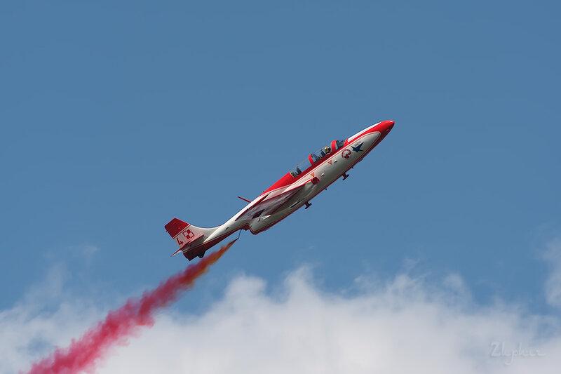 Biało-Czerwone Iskry PZL TS-11 Iskra  DSC_3306