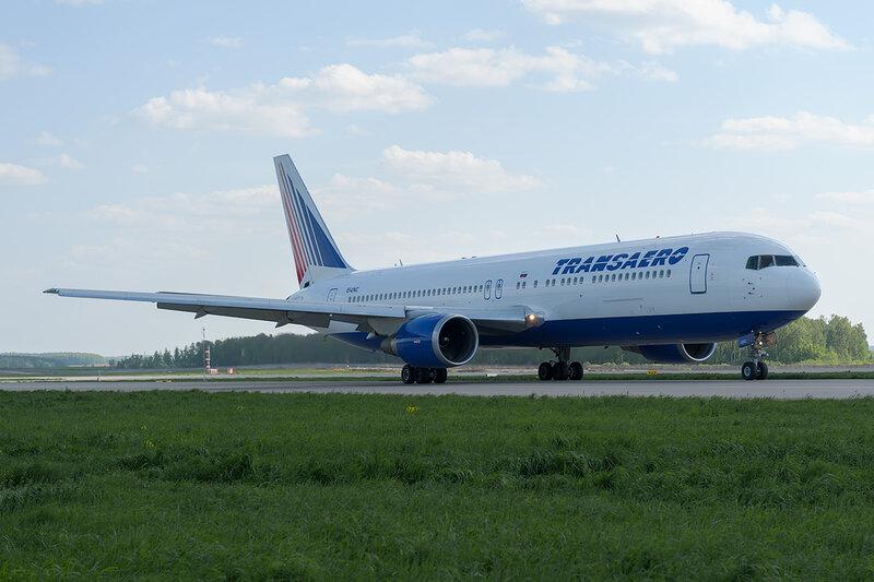 Boeing 767-319/ER (EI-UNC) Трансаэро DSC_0139