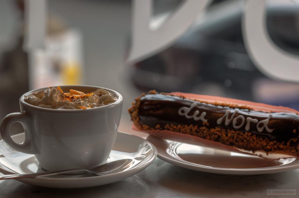 Cafe Du Nord, французский ресторан-кондитерская 'Дю Норд', Санкт-Петербург, Лиговский проспект, дом 41