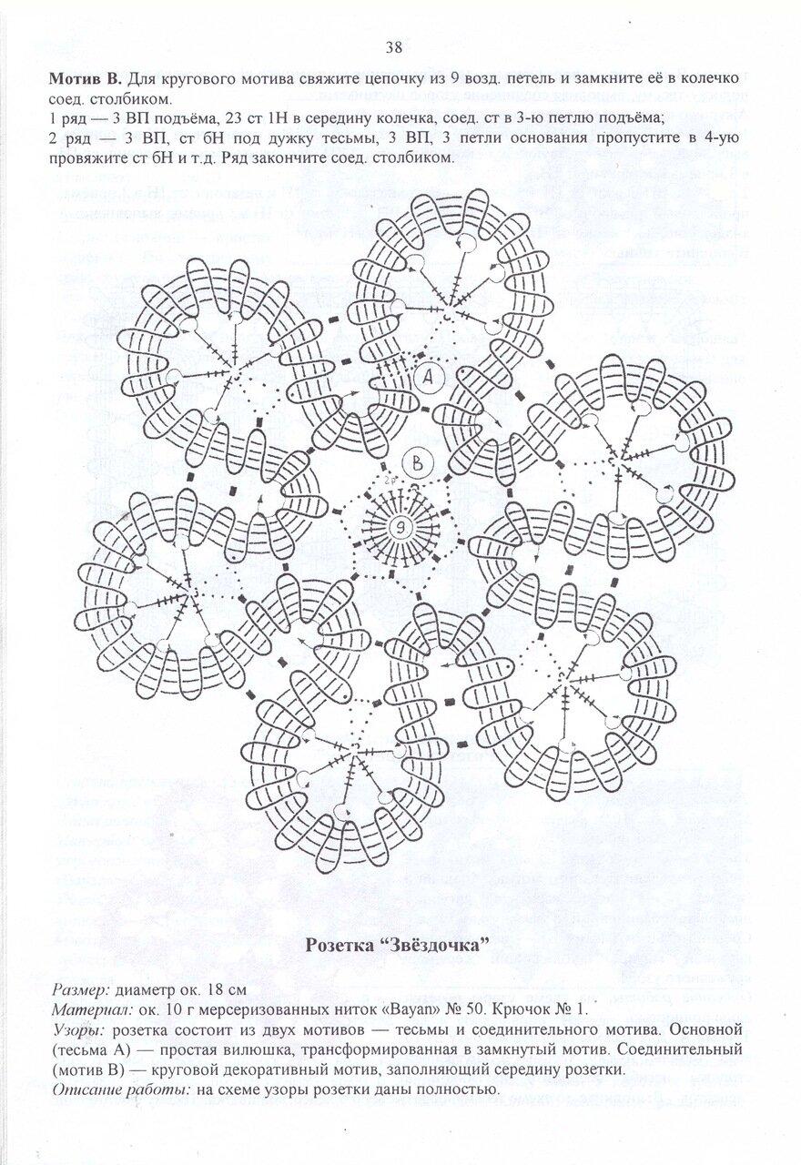 Схемы вологодских кружев крючком