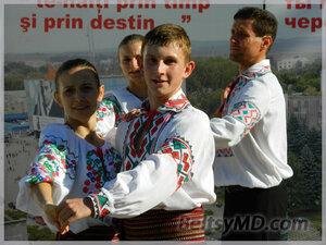 Бельцкие таланты выступили на Летней эстраде