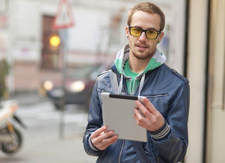 эти странные мужчины - ориентирование на местности с помощью GPS