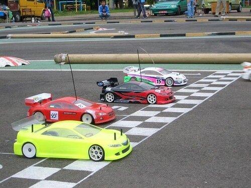 В Пензенской области прошел чемпионат России по автомодельному спорту