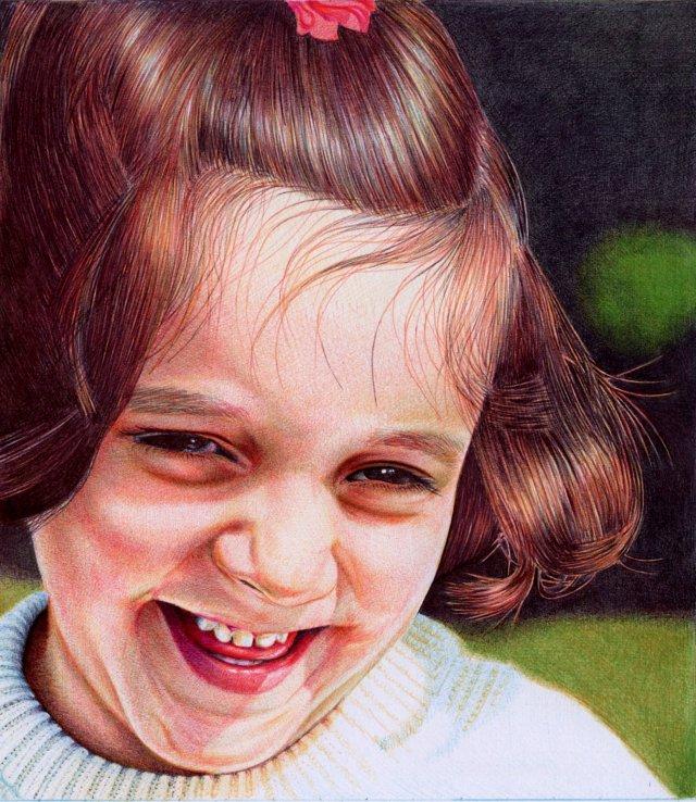 Рисунки шариковой ручкой by VianaArts