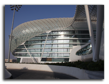ОАЭ. Абу Даби. Yas Viceroy Abu Dhabi 5*