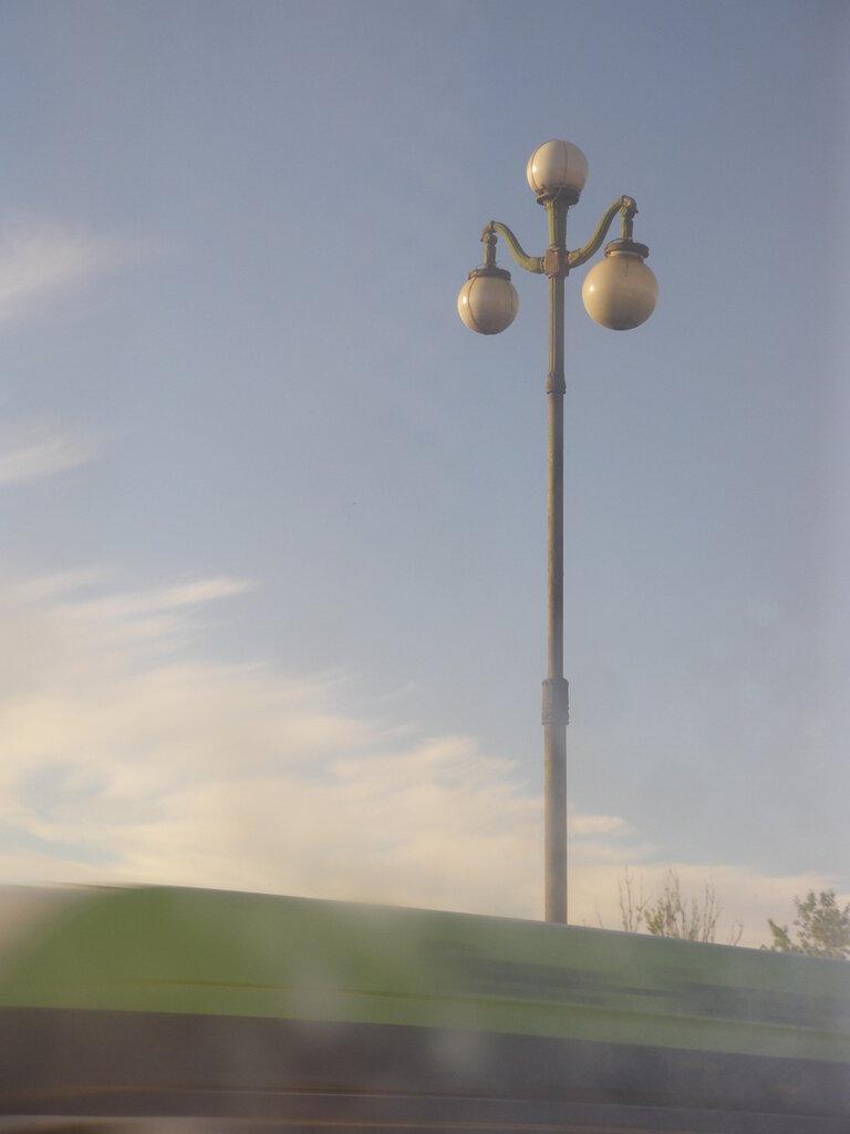 Ремонт или замена уличных фонарей?