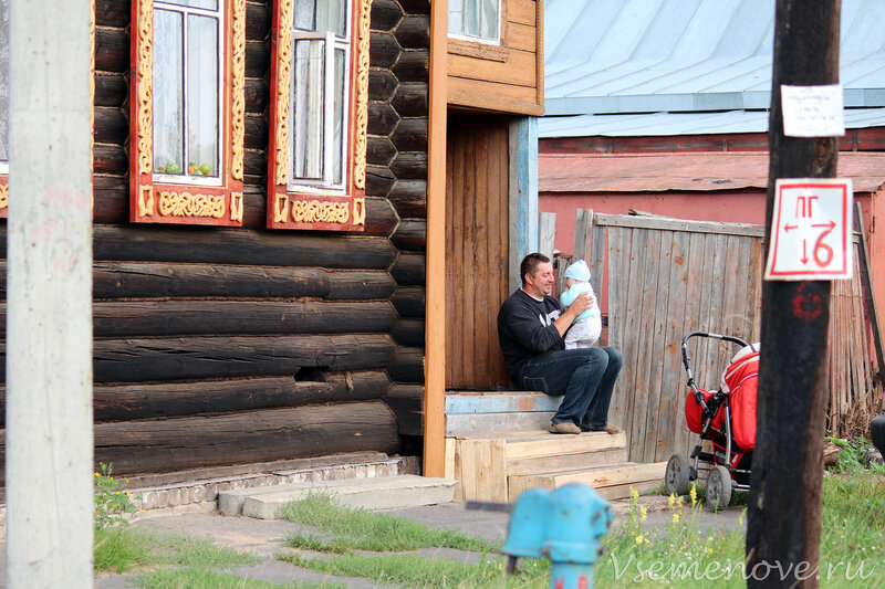 Город Семенов. Нижегородская область