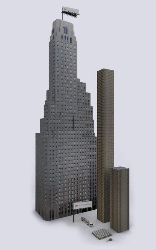 Триллион долларов на фоне Bank of New York