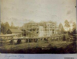 1912. Строительство