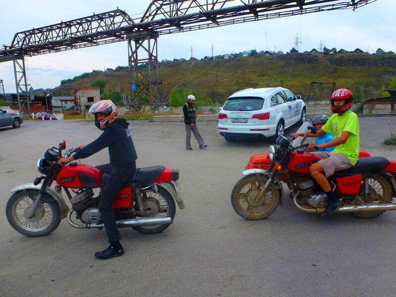 город Усть-Катав: городской праздник Усть-Катав мотокросс