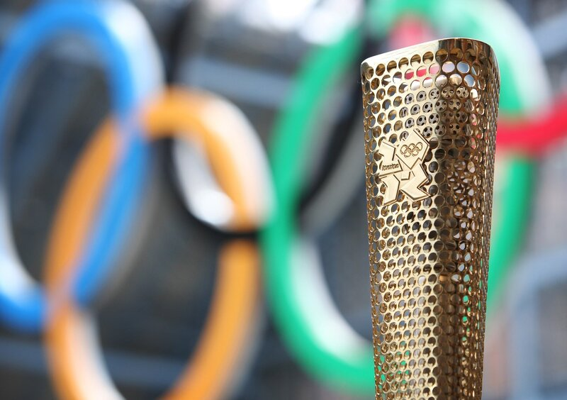 Rio 2016 unveils expanding olympic torch by chelles  hayashi