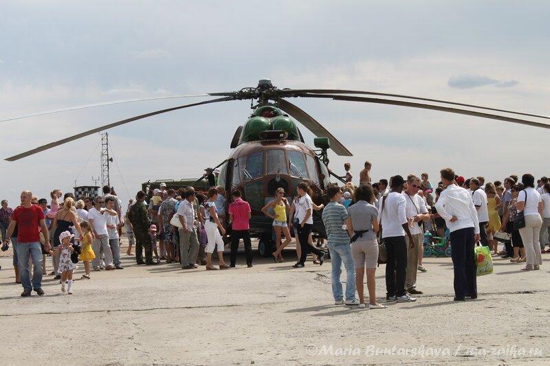 Орлята учатся летать, Энгельс, 12 августа 2012 года