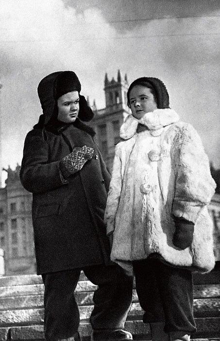 Фильмы о Москве