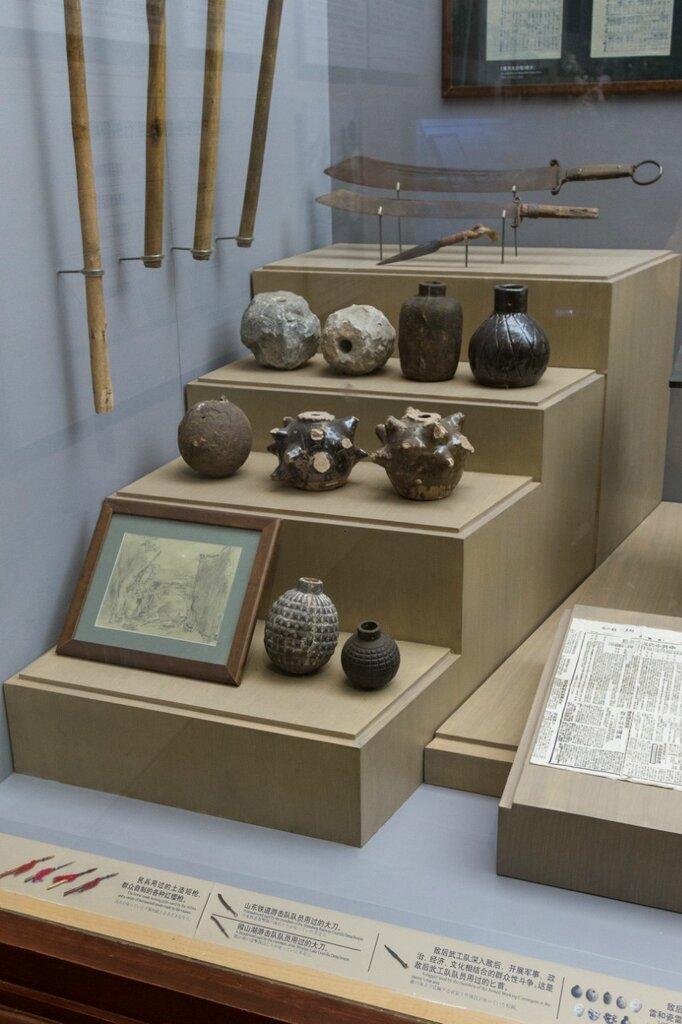 Самодельные мины и гранаты