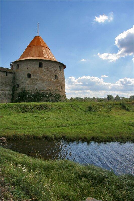 Крепость Орешек, Головина башня