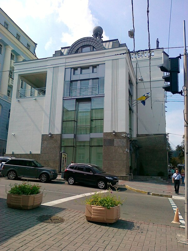 Новый музей Киева