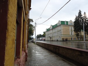 Уфа. Школа Миронова