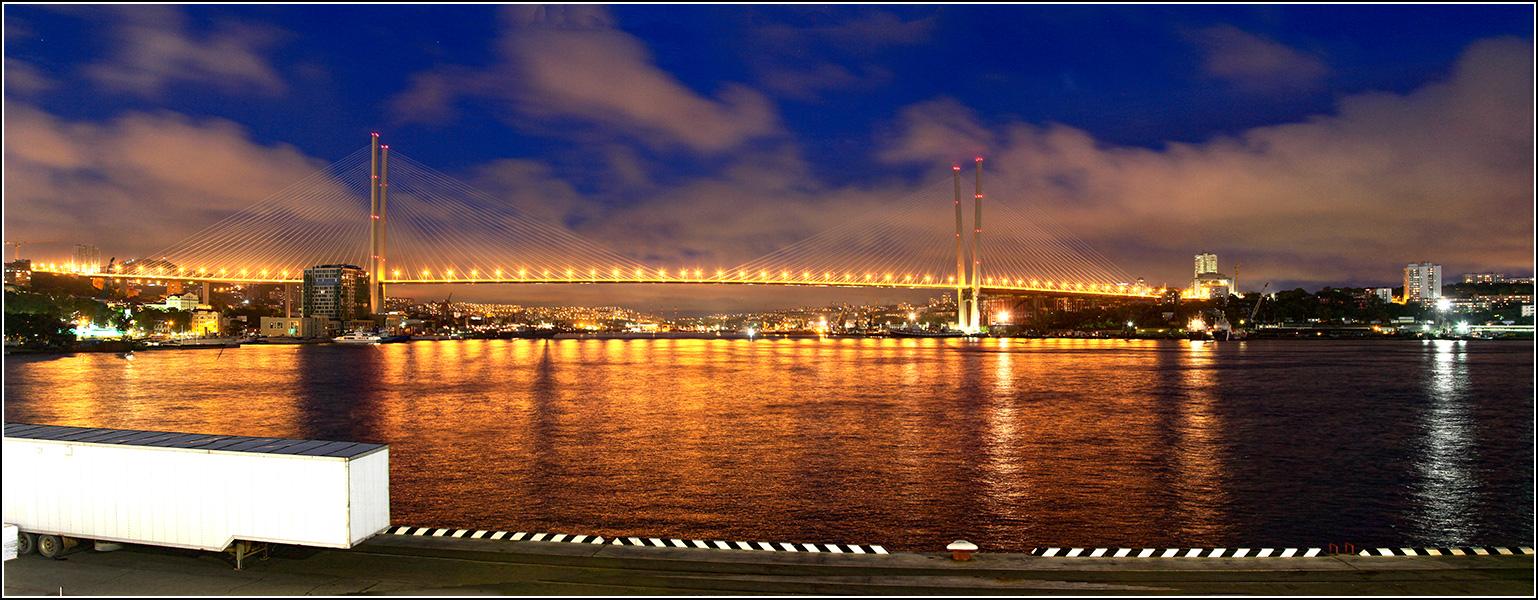 панорамные фото мостов владивостока совершили настоящую
