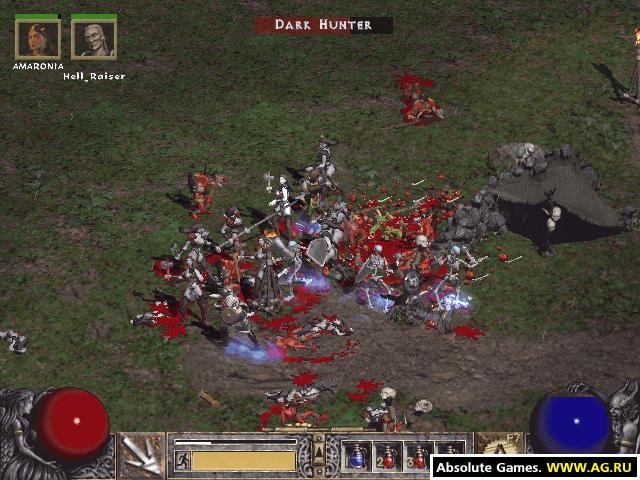 Diablo II: Lord of Destruction | PC | RePack от R.G. Механики