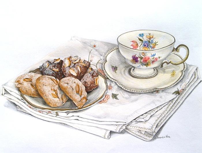 dekoratif-boyama-ahsap-kek-fincan-resim-dekupaj