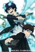 Синий экзорцист смотреть аниме все серии