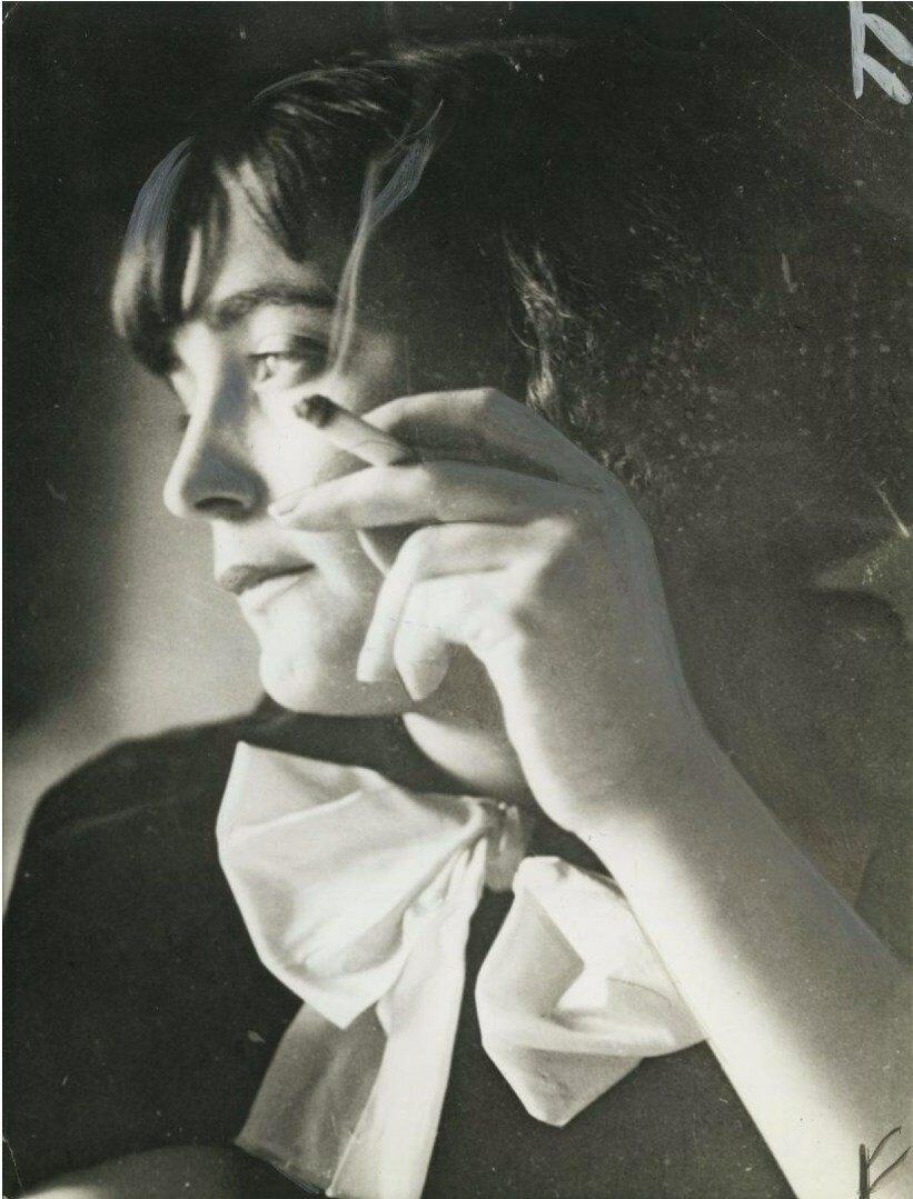 1940. Эдит Пиаф (певица)