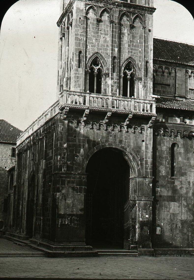 Трогир. Кафедральный собор Святого Ловро