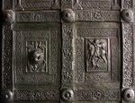 Двери собора Монреале