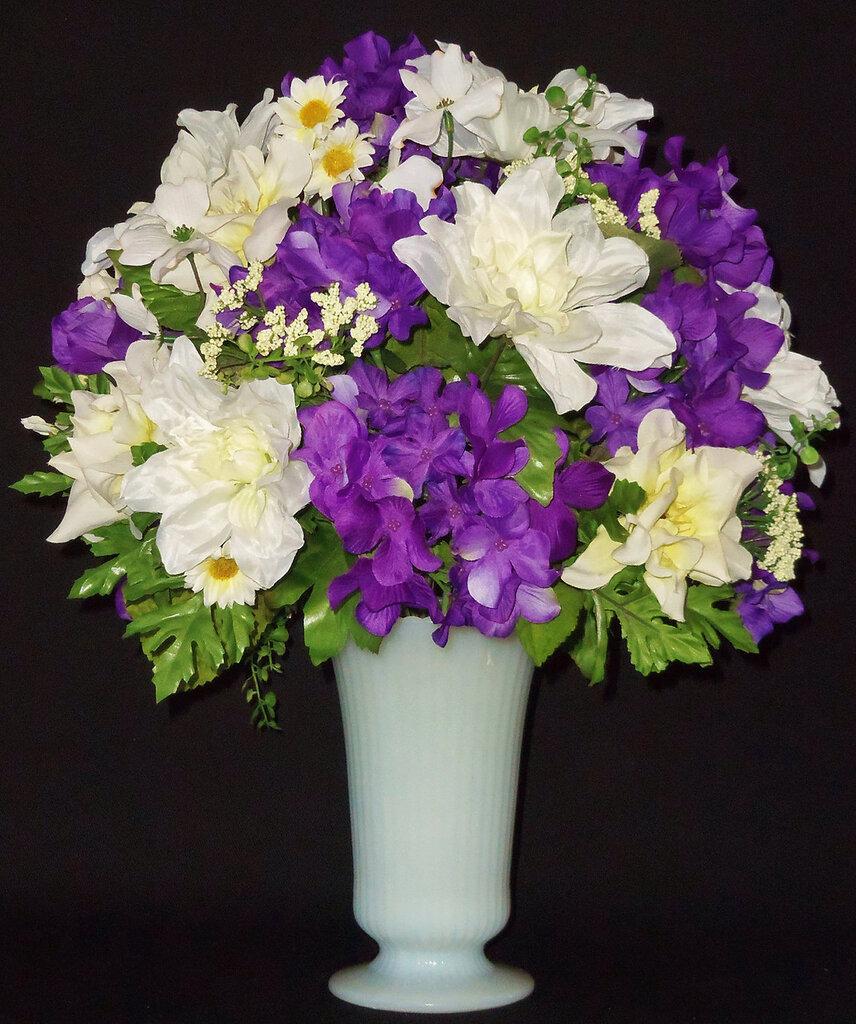 purple flowers purple flower arrangements amp bouquets - 570×687