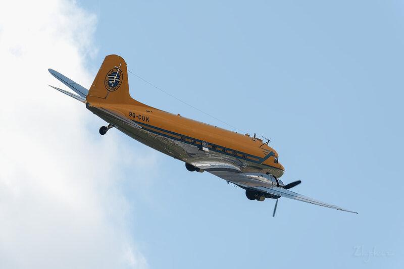 Douglas C-47B Skytrain / DC-3 (9Q-CUK) DSC_2913
