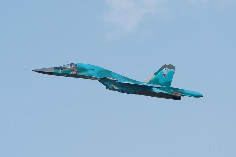 Сухой Су-34 DSC_3360