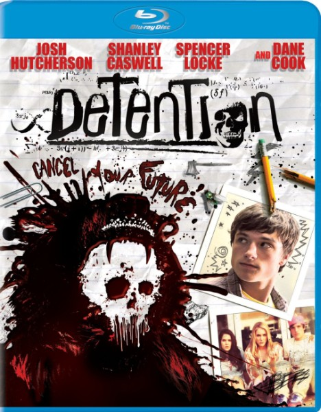 Наказание / Detention (2011) BDRip 1080p + 720p + DVD5 + HDRip