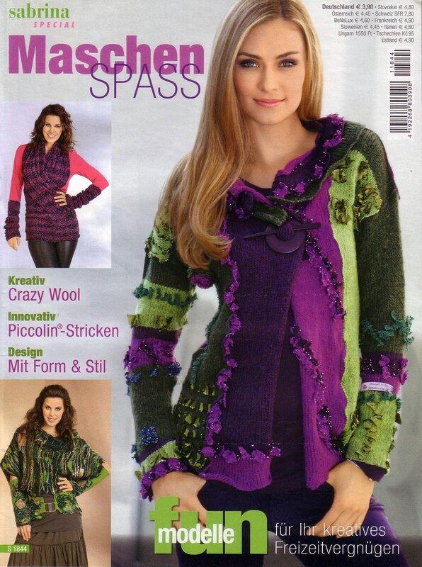 Sabrina Special S1844 2012