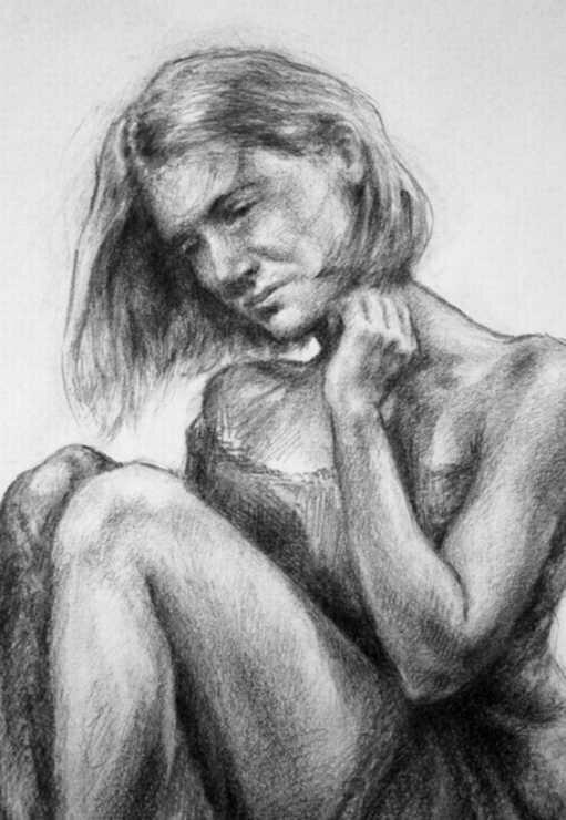Реалистичные рисунки карандашом Kristy Griggs 15