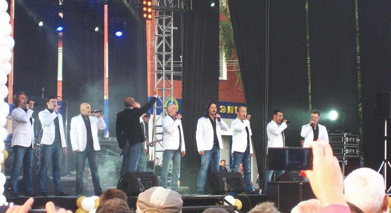хор Турцецкого, Осинники,