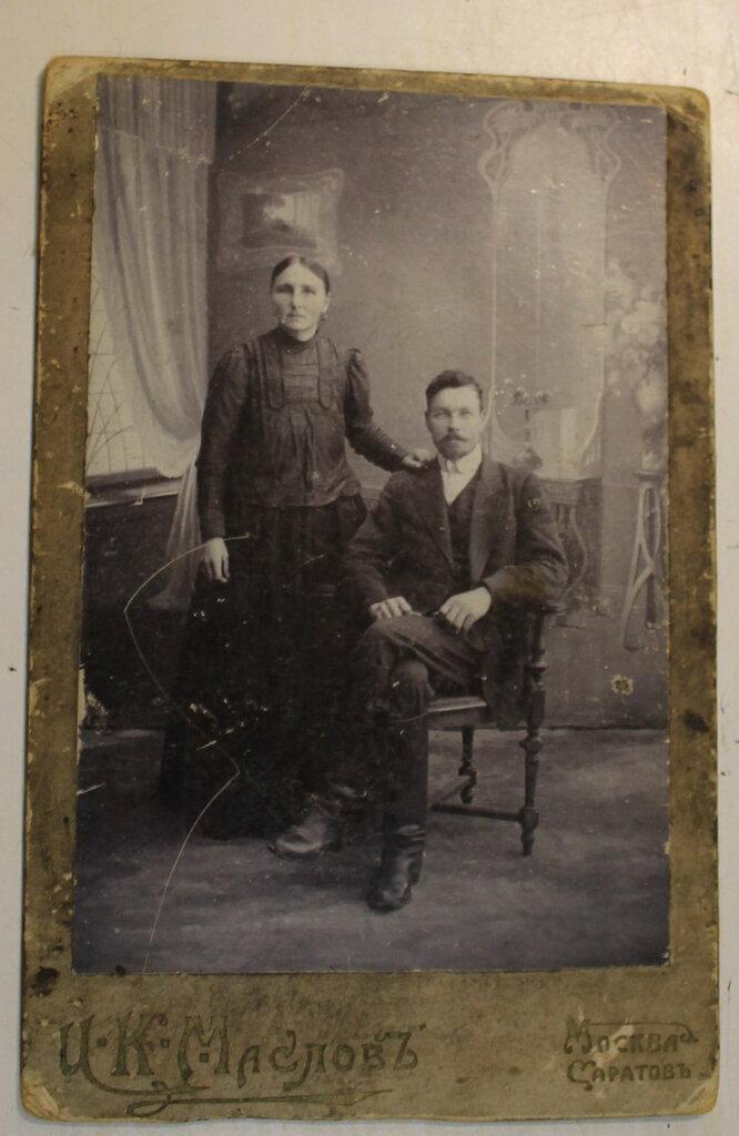 Старые фотографии сделанные в ателье