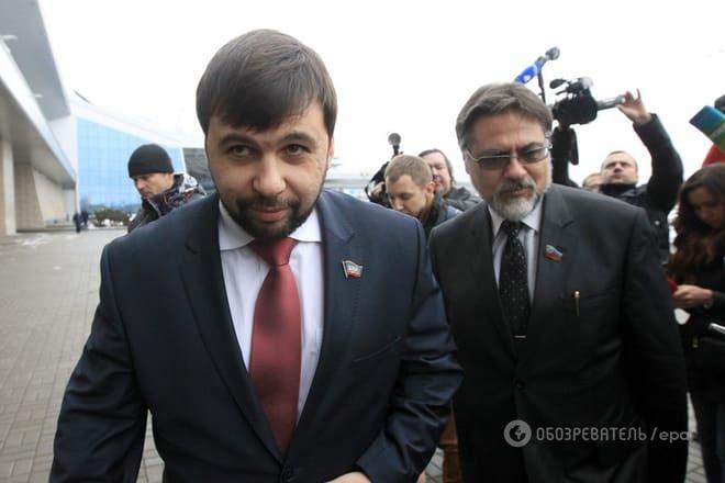 Террористов'ДНР не устроил очередной раунд переговоров в Минске