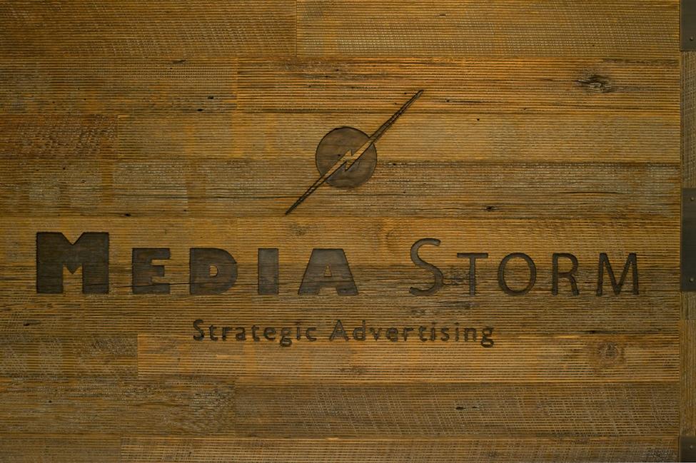 Офис рекламного агентства Media Storm